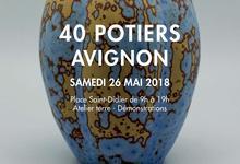 Marché Potier d'Avignon