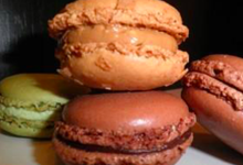 Pâtisserie Chasles. Macarons
