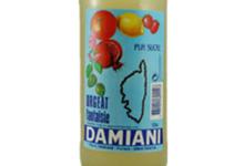 Maison Damiani. sirop d'orgeat