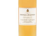 Domaine Orenga De Gaffory. Muscat du Cap Corse. Impassitu