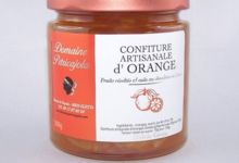 Domaine Petricajola. Confitures d'oranges douces