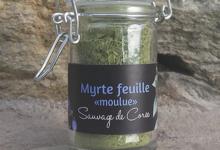 Paoli Gourmet. Feuilles moulues de Myrte sauvage de Corse