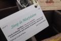 A Butteca. Sirop de marjolaine