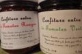 A Butteca. confiture extra de tomate rouge