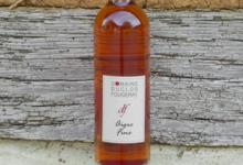 """Domaine Duclos Fougeray. Vinaigre De Cidre """"Aigre Fine"""""""