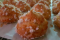 Boulangerie pâtisserie Lenegre. chouquettes