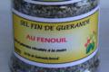 L'Herberais. Sel de Guérande fenouil