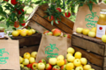 Les pommes d'Abit. ferme du Colombier