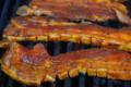 La Ferme du Breuilh. Ventrèches de boeuf marinées (marinade provençale)