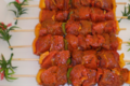 La Ferme du Breuilh. Brochettes de boeuf marinées (marinade provençale)