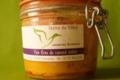 Ferme du Tilleul. Foie gras de canard mi-cuit