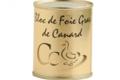 Foie gras Cassan. Bloc de foie gras de canard