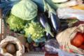 La ferme de Blandine. Panier de légumes bio