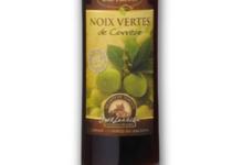 L'apéritif des fruits. Noix vertes de Corrèze