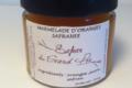 Safran Du Grand Pré. Marmelade d'oranges safranée