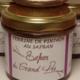 Safran Du Grand Pré. Terrine de pintade au safran