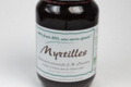 Confiturerie Chatelain. 100% fruits bio. Myrtilles