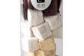Chocolaterie Lamy. Guimauves vanille, caramel, chocolat