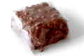 Chocolaterie Lamy. Bouchée praliné au chocolat au lait