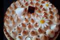 Pâtisserie Chevreux. Tarte au citron meringuée