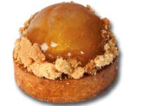 Pâtisserie Faure. Tartelette pommes