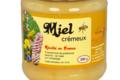 Délices des abeilles. Miel de fleurs texture crémeuse