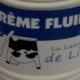 La laiterie de Lilly. Crème fluide