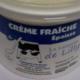 La laiterie de Lilly. Crème fraiche épaisse