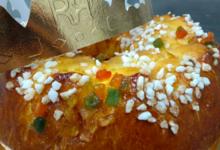 Boulangerie Laurent Saute. Couronne des rois