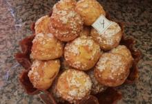 Boulangerie Patisserie Saint-Honoré. Chouquettes