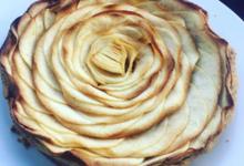 Tartine et Confiture. Tarte aux pommes