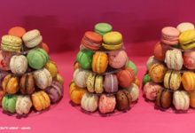 Chocolats Morand. Macarons. Phare Amédée