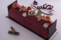 Chocolats Morand. Macarons. Bûche enfantillage