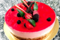 Traiteur Hirzel. Cheese cake aux fruits rouges