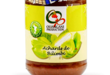 Ouangani productions. Achards de bilimbi de Mayotte