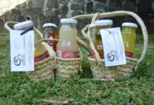 Ouangani productions. Jus de fruits
