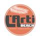 ARTI BEACH Restaurant Les Vans
