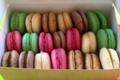Boulangerie Pâtisserie David Girardin. Macarons