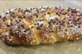 Boulangerie Pâtisserie David Girardin. Brioche tressée