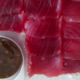 fresh Fish. Thon avec sa sauce