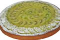 Pâtisserie Jolie. Tarte au kiwi