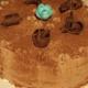 Pâtisserie Sylésie Moorea. Entremet chocolat