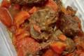 Ferme du Bosc Renard. boeuf aux carottes