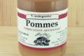 Confiture Nicolas Le Meur. compote de pommes