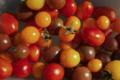 Bocaux et légumes de Ploezal. Tomates cerises