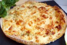 La Ferme Du XVIIe Siecle. Tarte au fromage