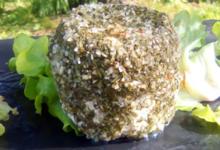 La Ferme Du XVIIe Siecle.  Fromage frais ails et fines herbes
