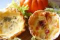 La Ferme Du XVIIe Siecle. Tartelette au fromage