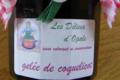 Les délices d'Opale.  Gelée de coquelicot