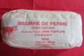 Ferme Cimetière. Beurre doux